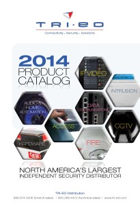 2014  Product catalog cover