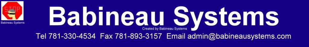 Babineau Systems