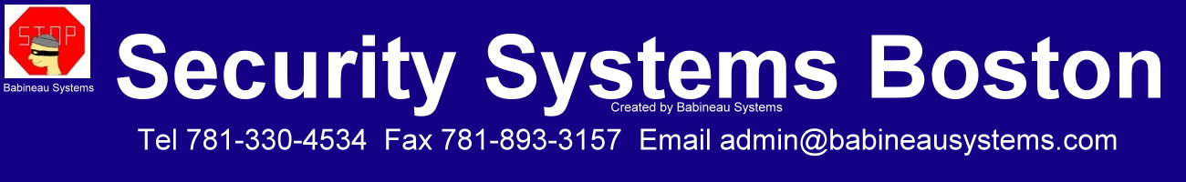 Security Systems Boston